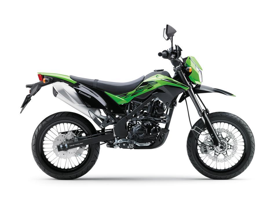 2015 Honda Grom >> 2016 Kawasaki D-Tracker Looks like a Ton of Fun ...