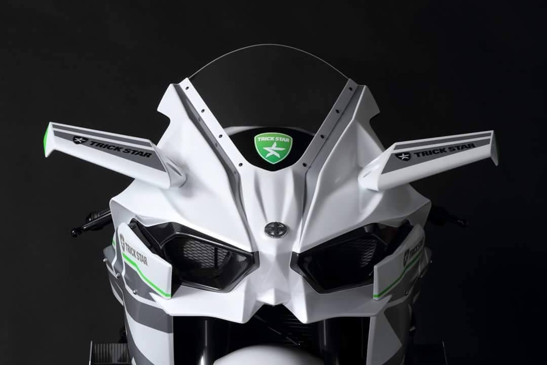 2016 Kawasaki Ninja H2R By Trick Star