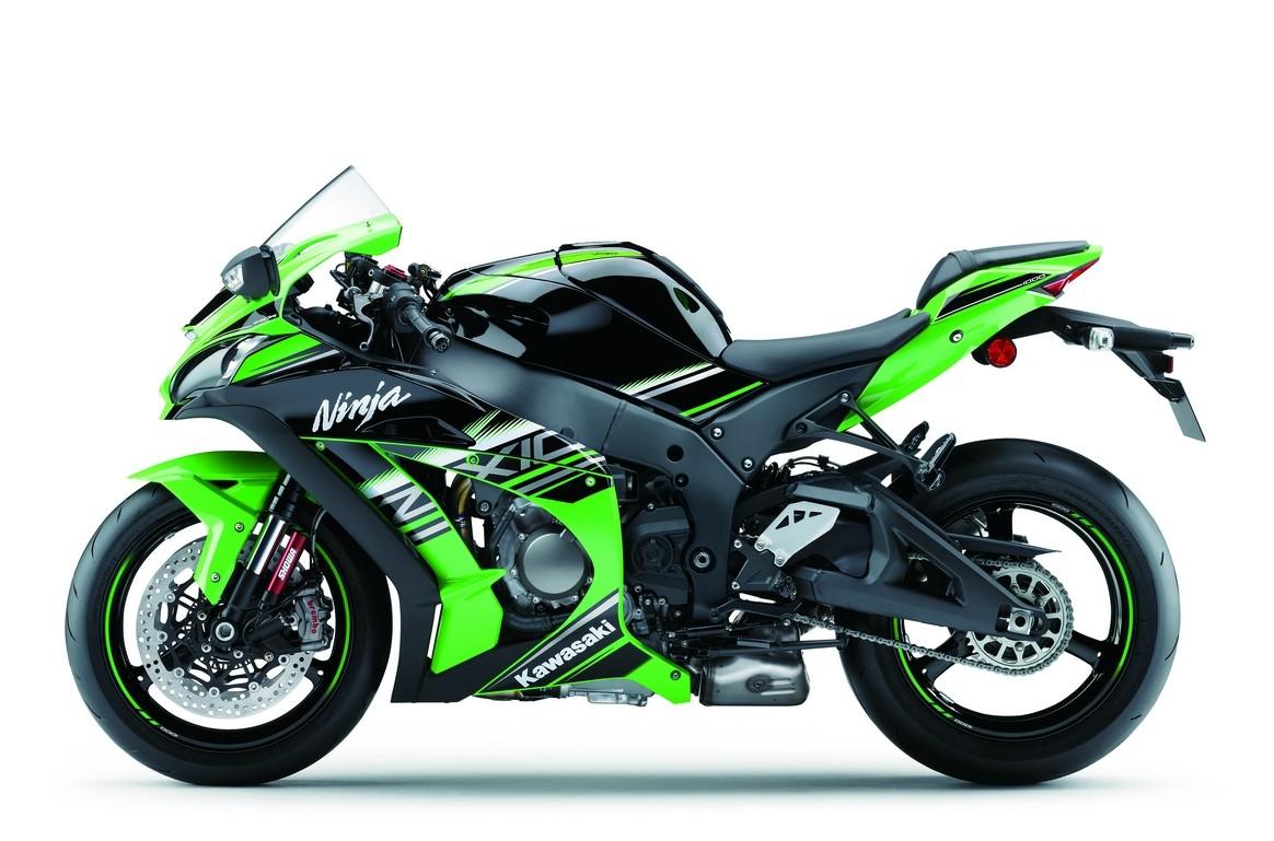 2016 kawasaki ninja zx-10r says hi - autoevolution