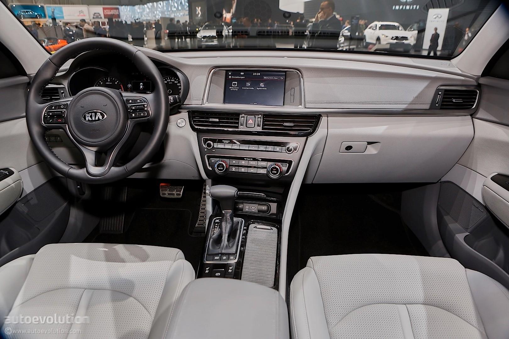 Plug In Hybrid Cars >> 2016 Kia Optima Sportswagon Lands in Geneva - autoevolution