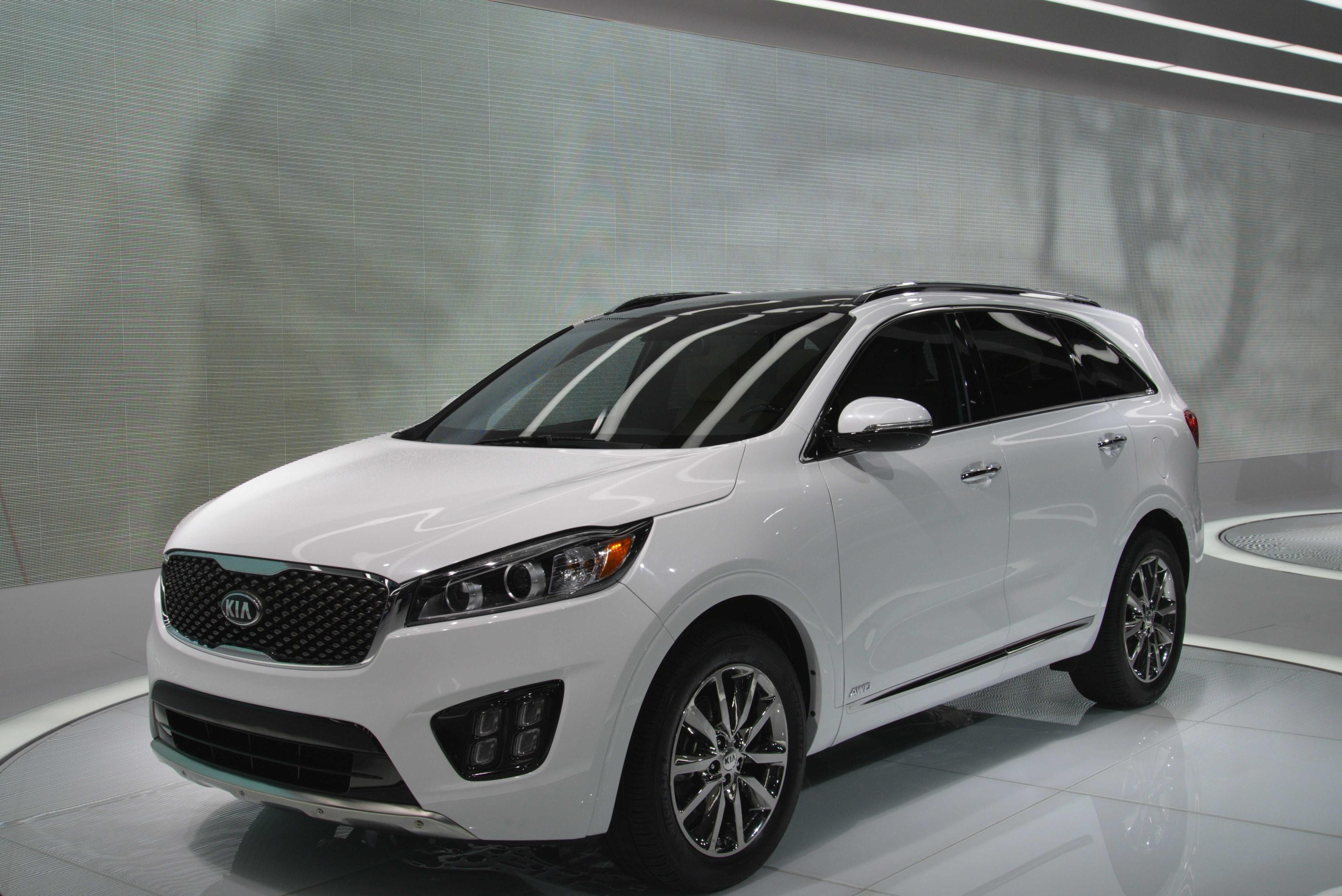 2018 kia k9. contemporary kia 2016 kia sorento at los angeles auto show to 2018 kia k9