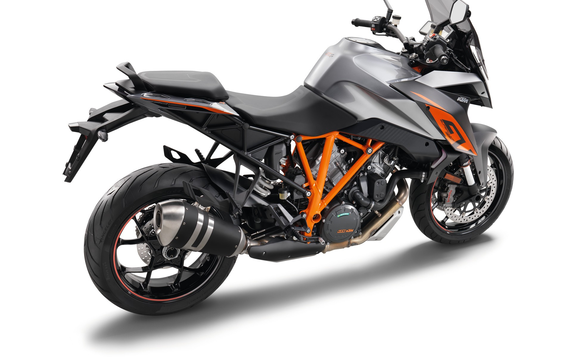 2016 Ktm 1290 Super Duke Gt Picture Galore Autoevolution