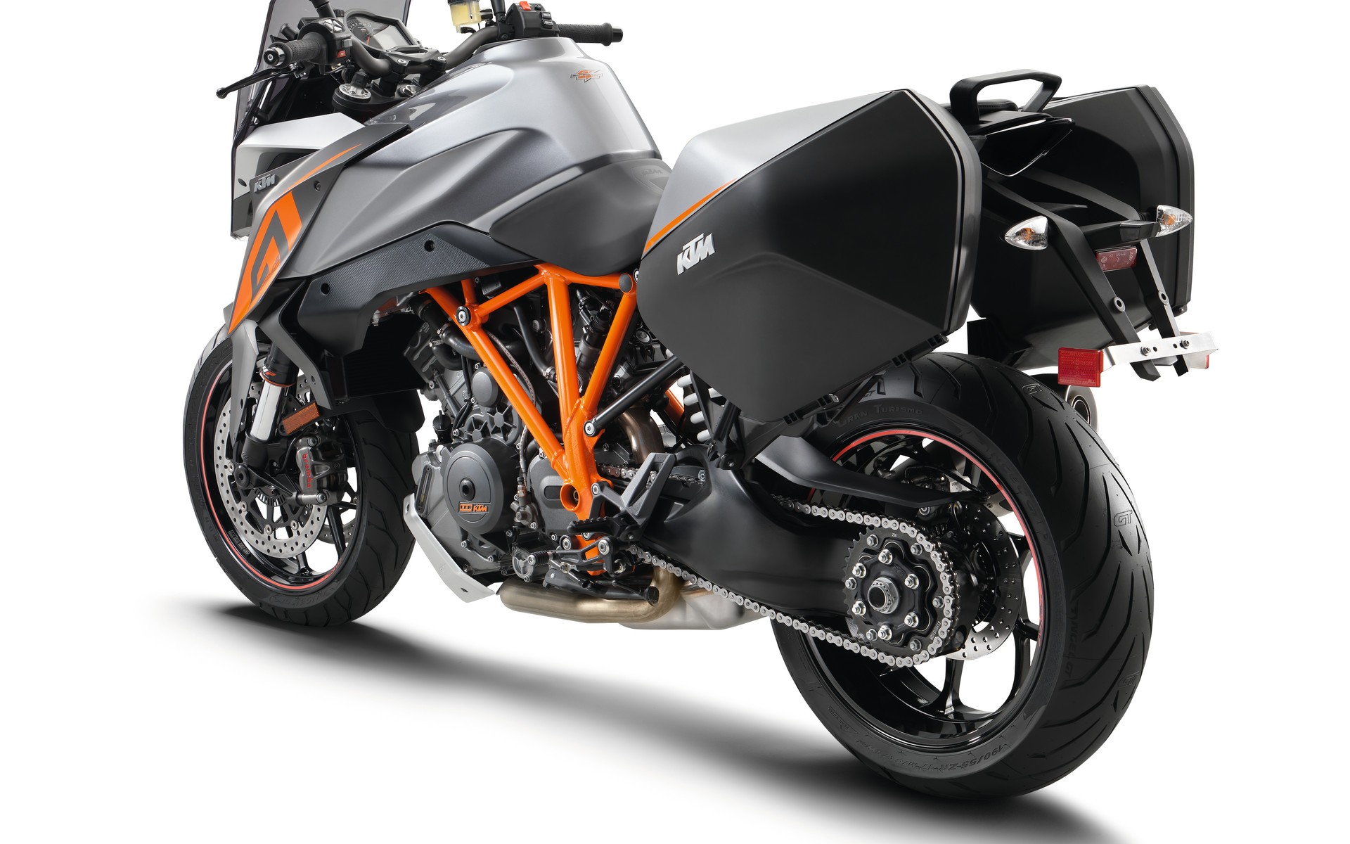 2016 ktm 1290 super duke gt picture galore - autoevolution