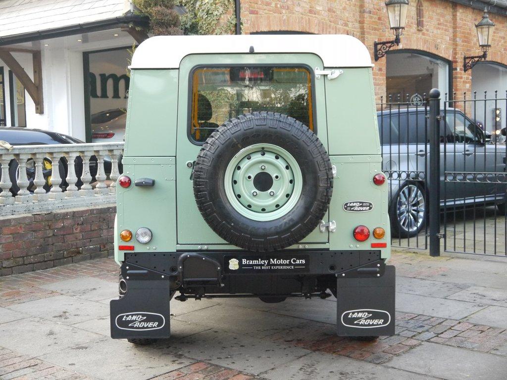2016 Land Rover Defender 90 Heritage Edition Up For Sale