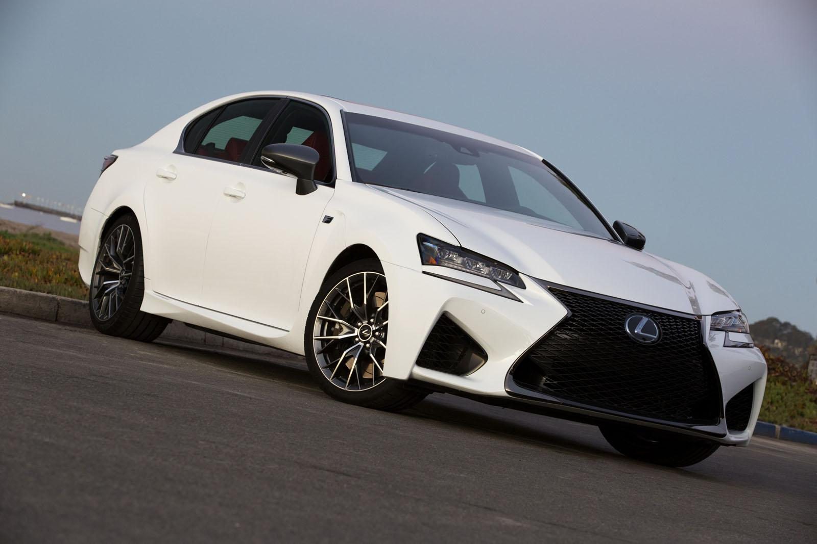 2016 lexus gs f pricing announced almost 10 000 cheaper than a bmw m5 autoevolution. Black Bedroom Furniture Sets. Home Design Ideas