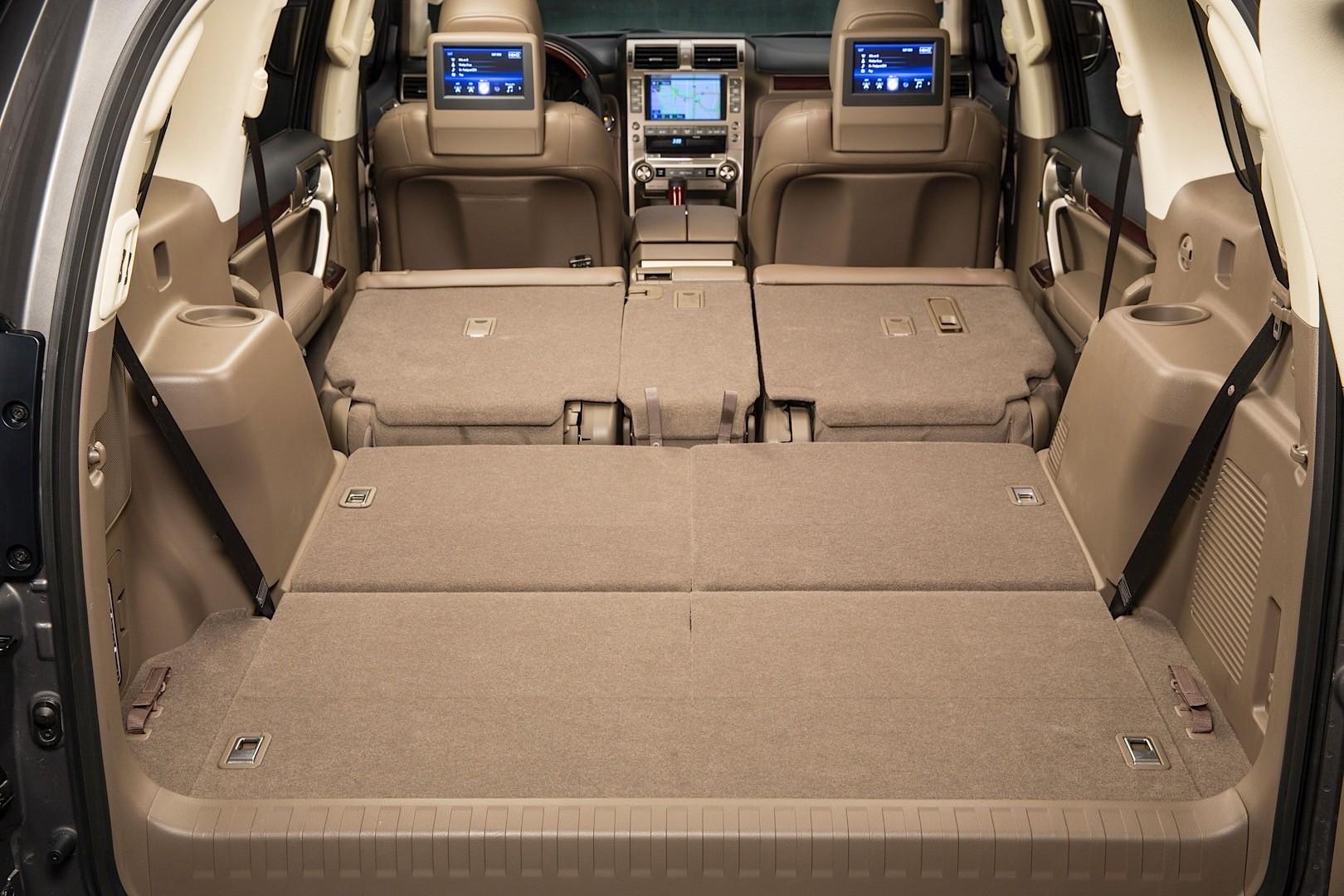 Lexus Lx 570 2017 Interior >> 2016 Lexus GX 460 and CT 200h Receive Enform Remote and Minor Polishes - autoevolution
