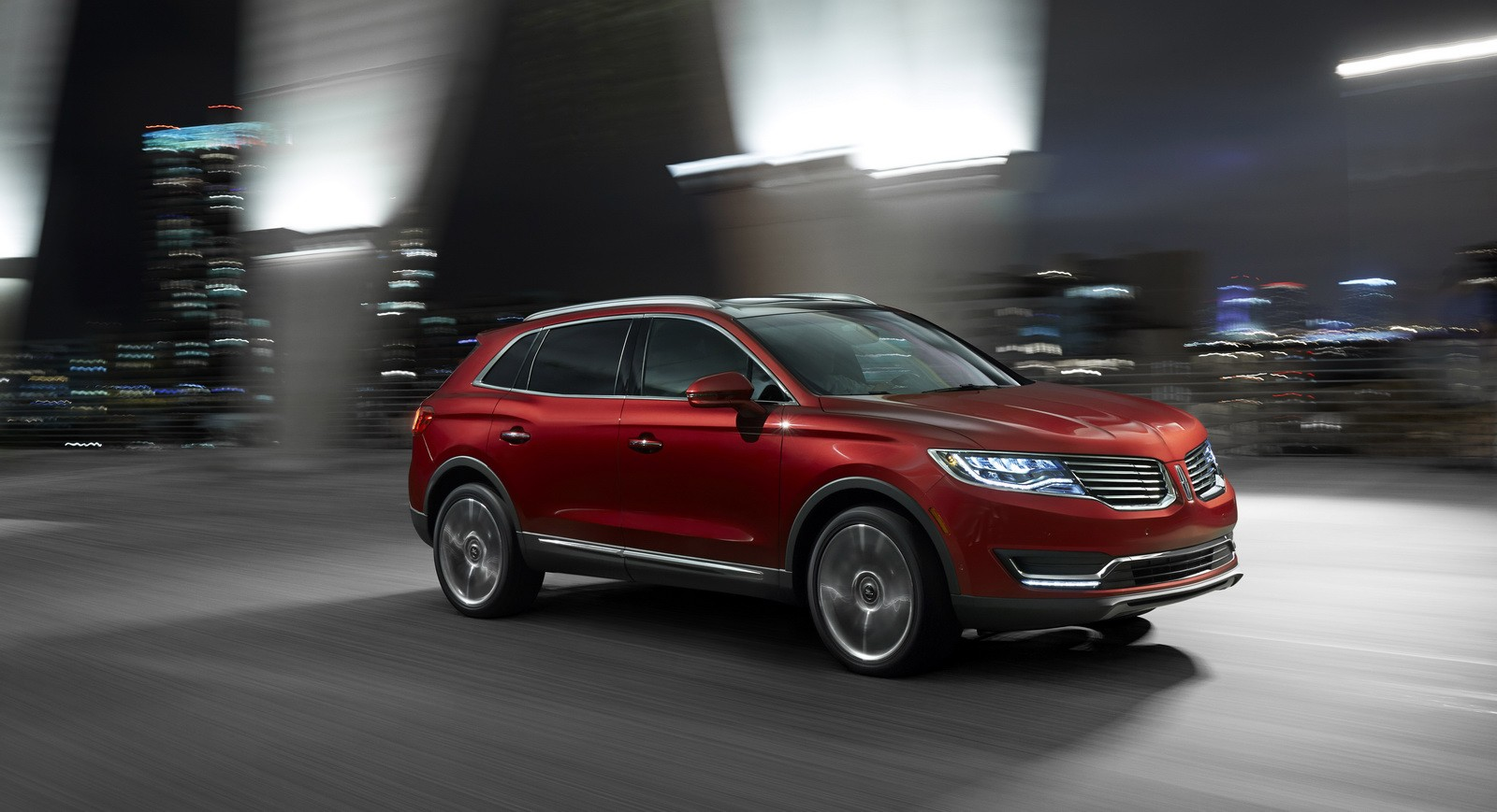 2016 lincoln mkx gets detailed before naias debut video autoevolution. Black Bedroom Furniture Sets. Home Design Ideas