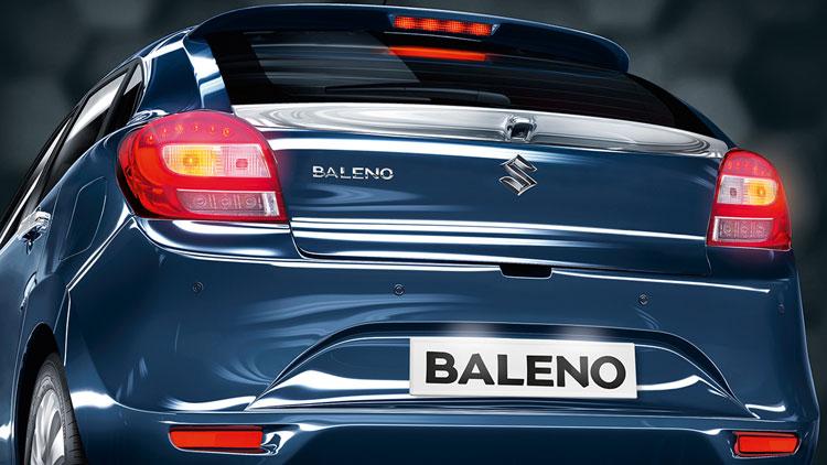 2016 Maruti Suzuki Baleno RS Concept