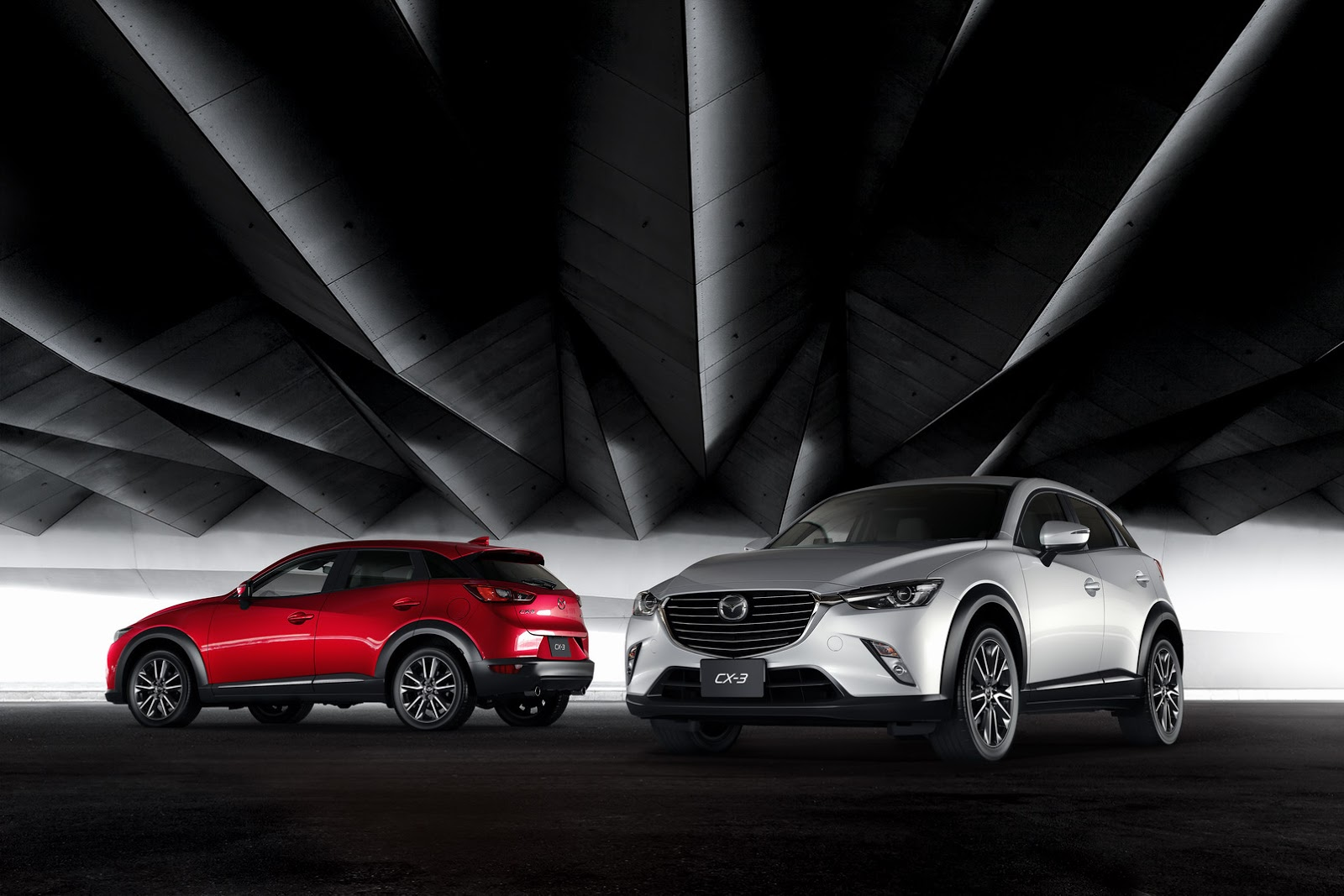 Lastest 2016 Mazda CX3 Vs Honda HRV Review Features A Real Baby