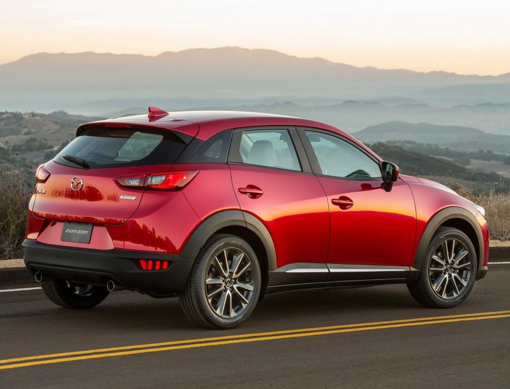 ... 2016 Mazda CX 3 ...