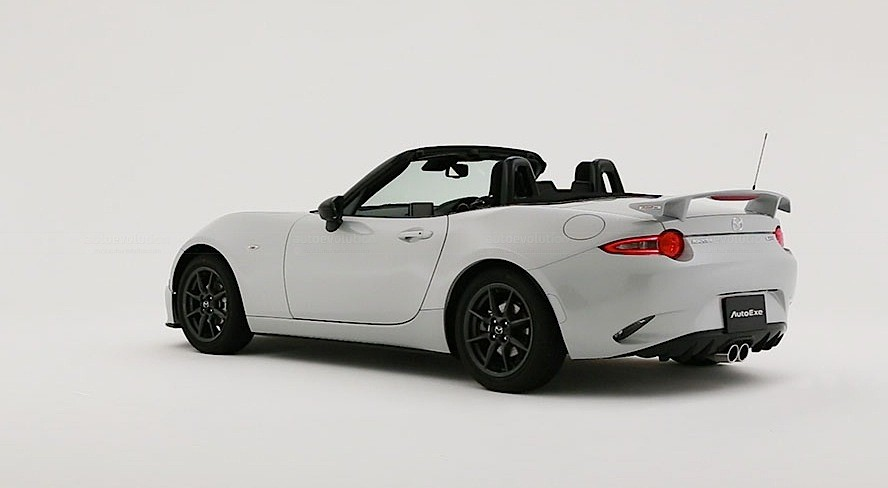 2016 Mazda Mx 5 Gets Tuning Kit From Autoexe In Japan