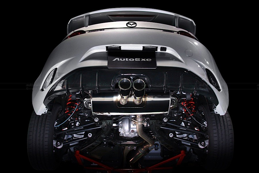 Mazda Mx Gets Tuning Kit From Autoexe In Japan Photo Gallery on Miata Battery