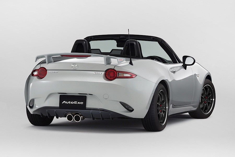 2016 Mazda MX-5 Gets Tuning Kit from AutoExe in Japan ...