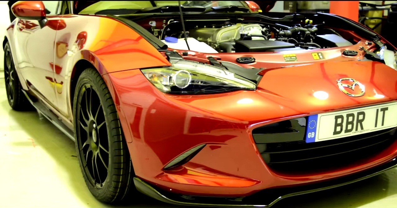 2016 mazda mx 5 miata nd tuned to over 200 bhp by bbr. Black Bedroom Furniture Sets. Home Design Ideas