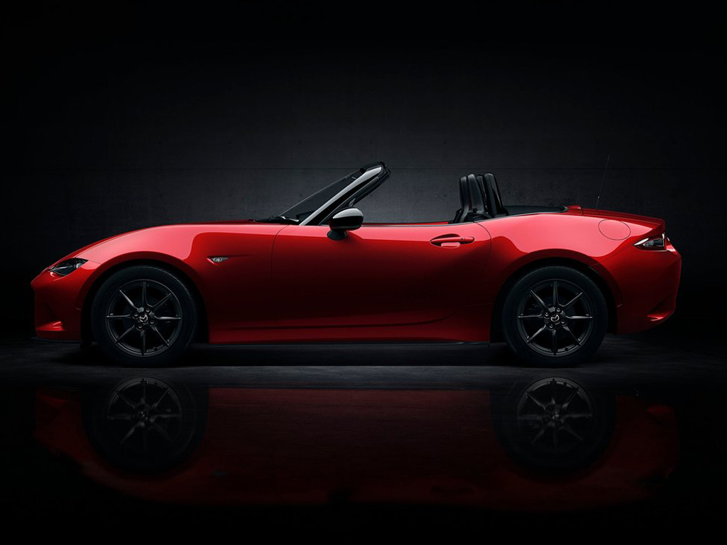 2016 Mazda Mx 5 Miata Officially Unveiled Photo Gallery