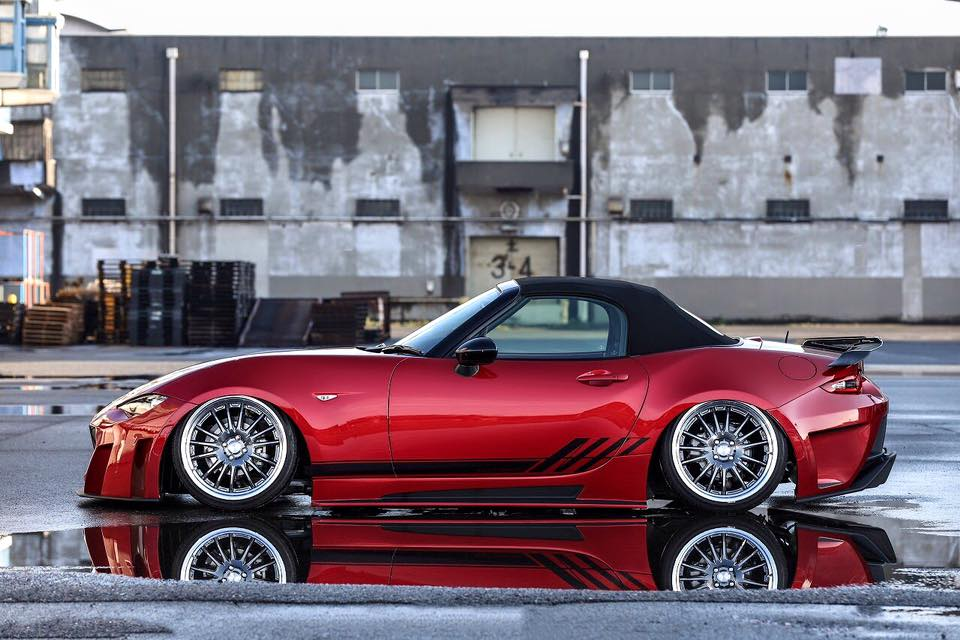 Tuned In Tokyo >> 2016 Mazda MX-5 Tuned by Kuhl Racing Looks Riced - autoevolution