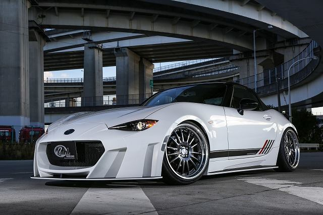 2016 mazda mx 5 tuned by kuhl racing looks riced. Black Bedroom Furniture Sets. Home Design Ideas