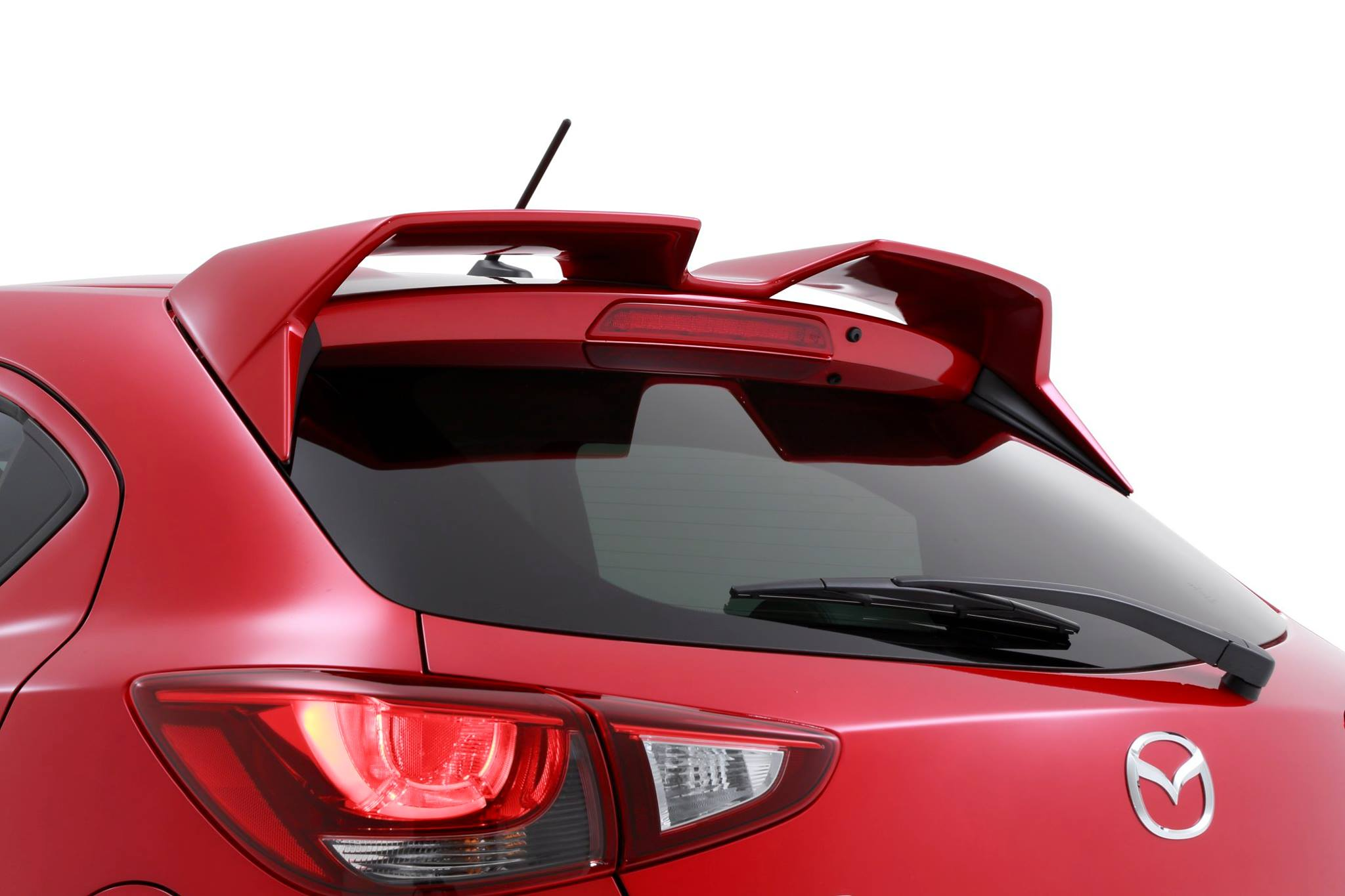 2016 Mazda2 and CX-3 Get Aggressive Body Kits from DAMD in ...