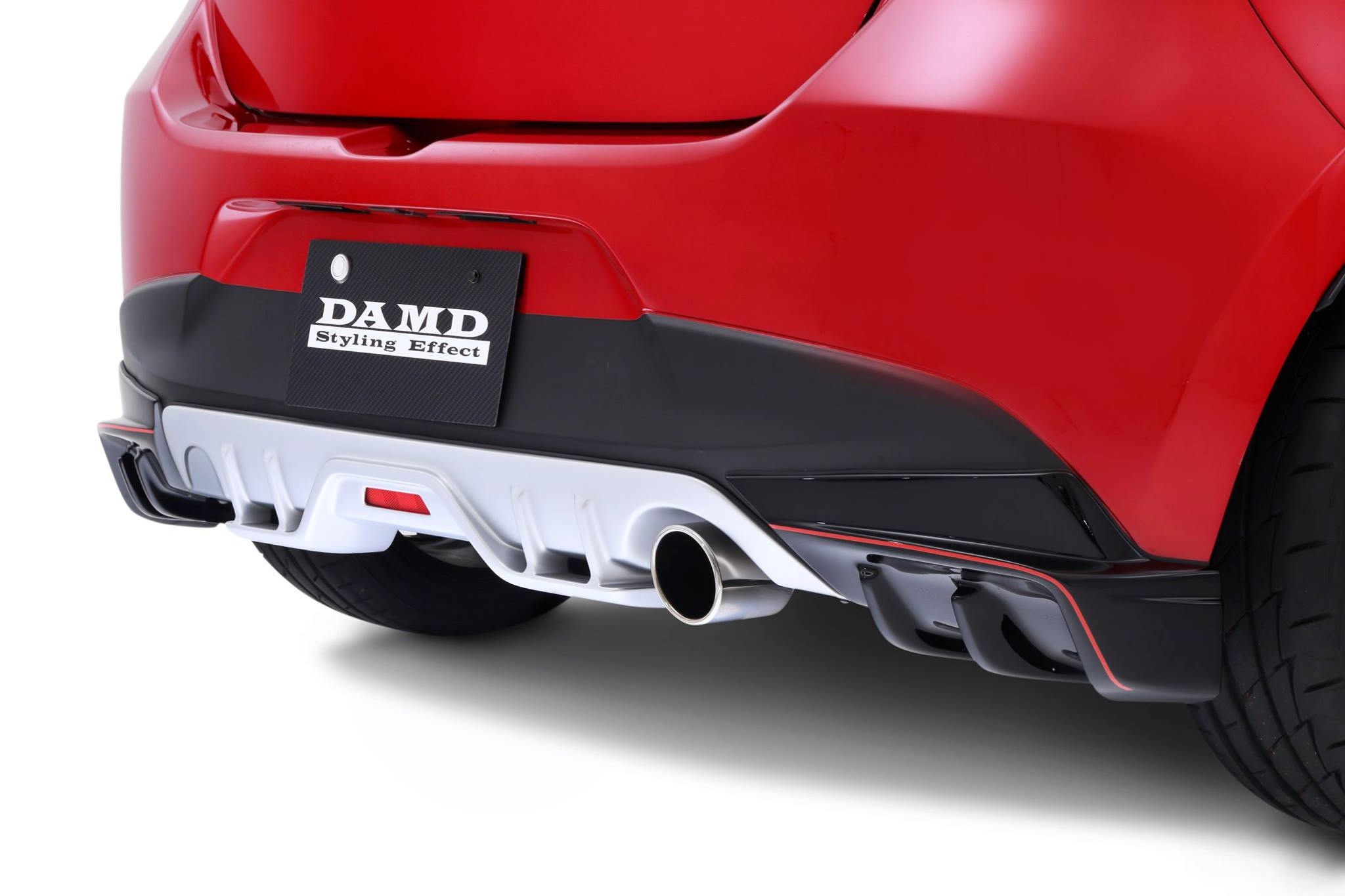 Mazda And Cx Get Aggressive Body Kits From Damd In Japan