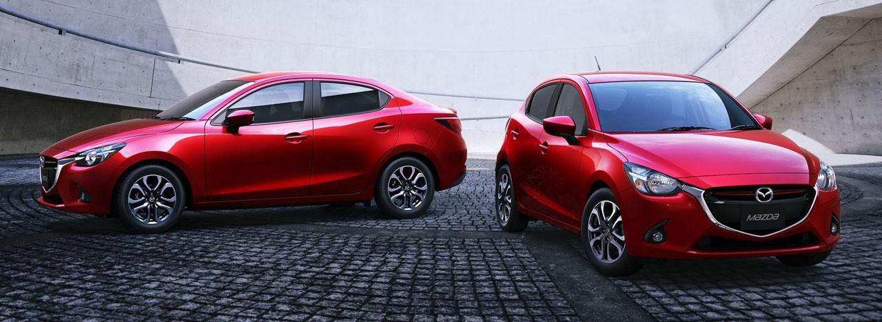 2016 Mazda2 Fuel Economy Ratings Announced: 43 MPG Highway – Photo