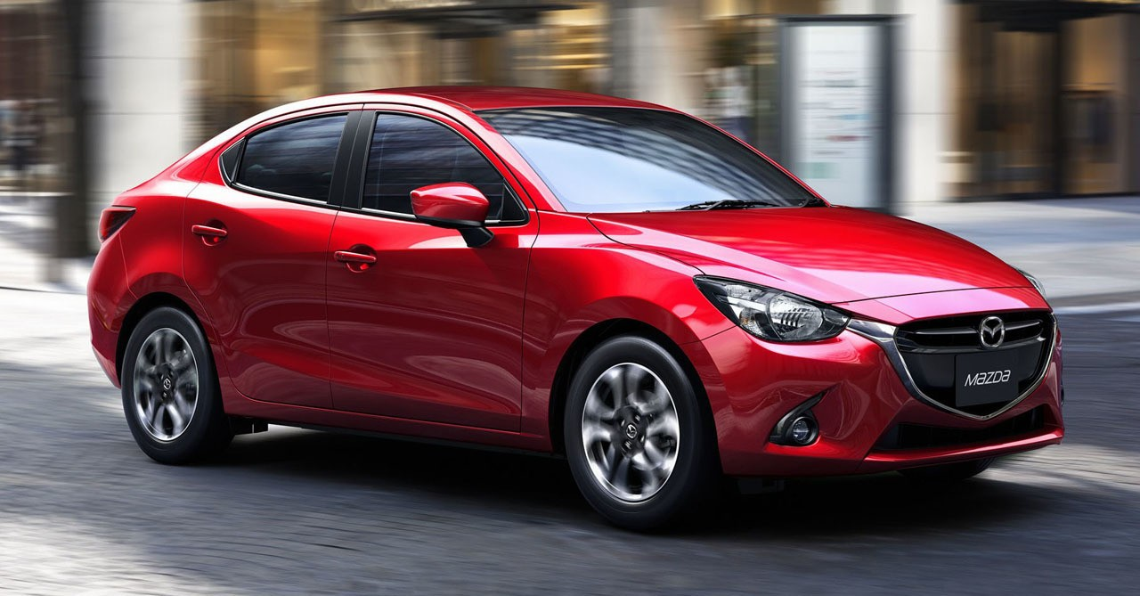 2016 Mazda2 Fuel Economy Ratings Announced: 43 MPG Highway – Photo