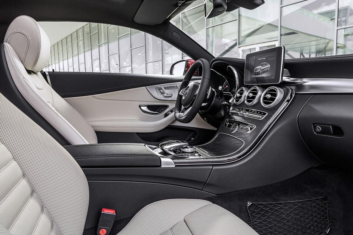2016 Mercedes Benz C Cl Coupe
