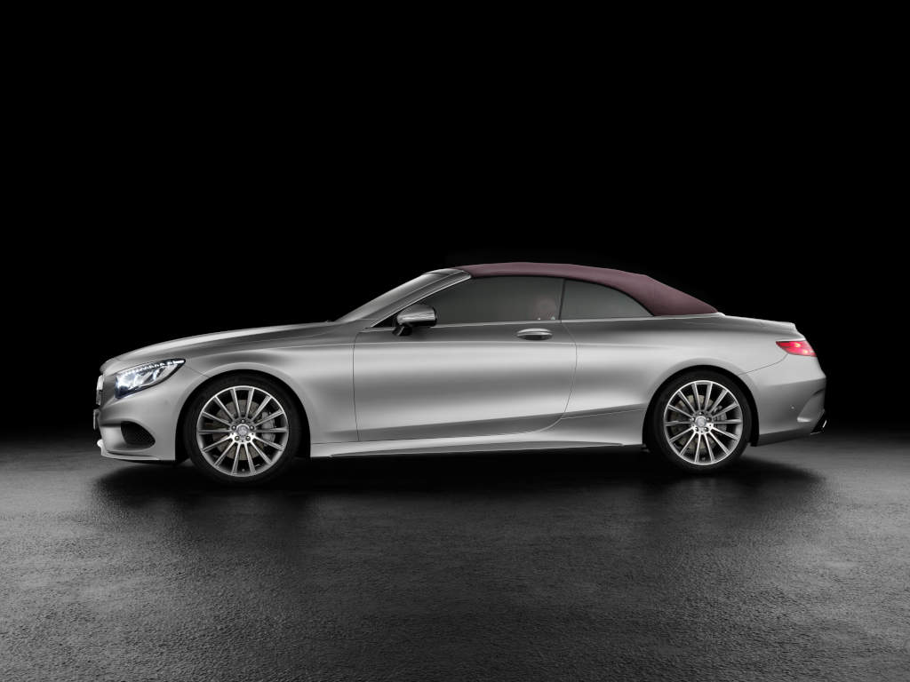 2016 Mercedes-Benz S-Class Cabriolet Now Available at ...