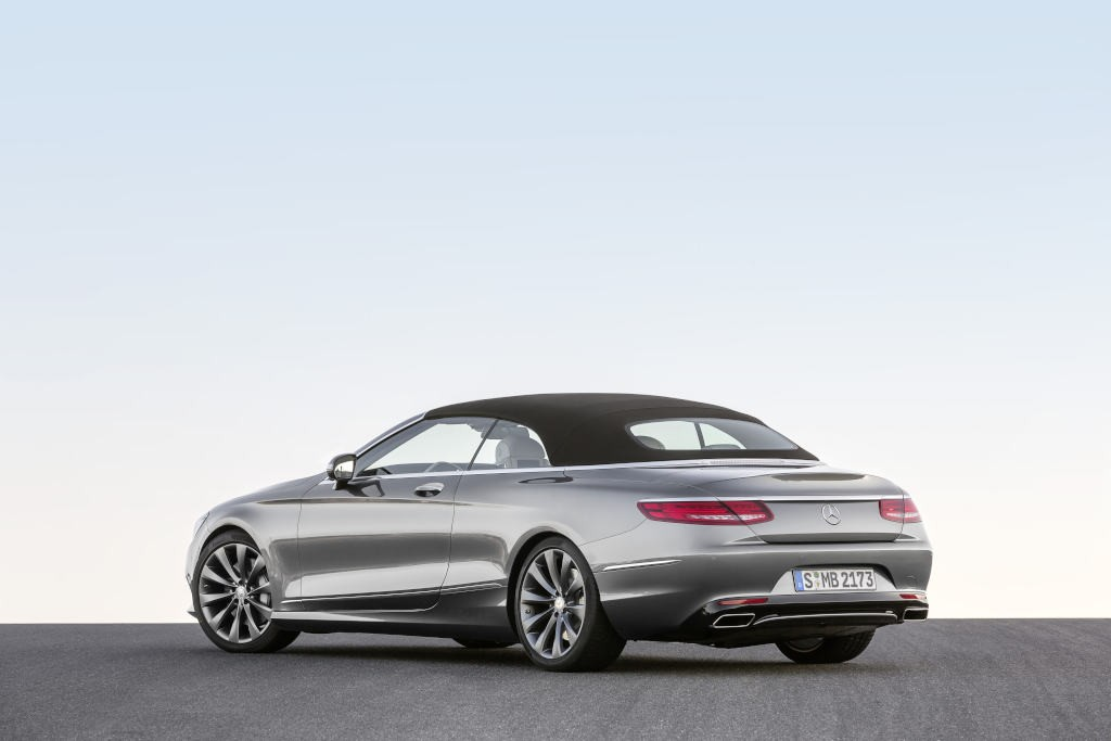 2016 mercedes benz s class cabriolet now available at for Mercedes benz s class coupe price