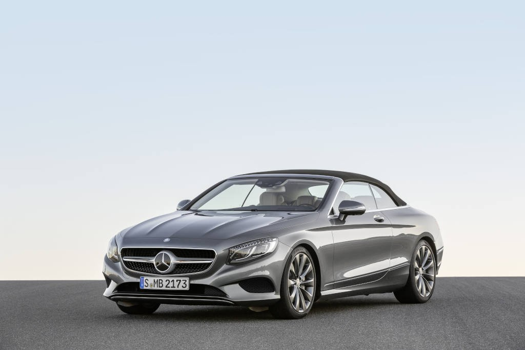 2016 mercedes benz s class cabriolet now available at for Mercedes benz s500 coupe