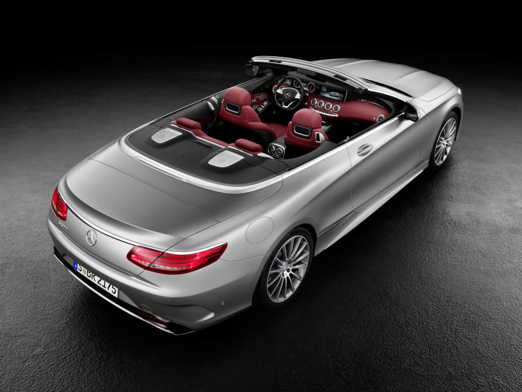 Mercedes Benz S Cl Cabriolet