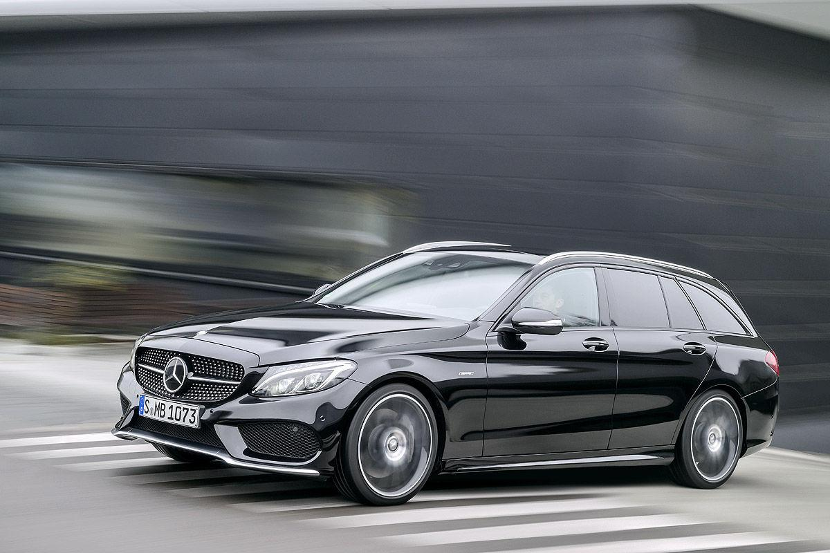 2016 mercedes c450 amg 4matic sedan finally arrives in the for Mercedes benz us open