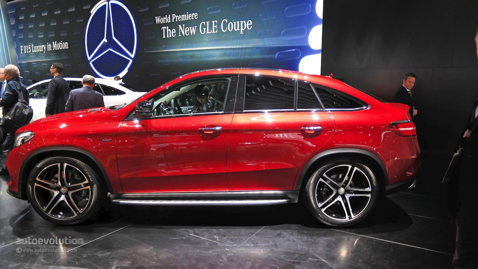 2016 Mercedes Gle 450 Amg Coupe Is Surprisingly Practical In Detroit