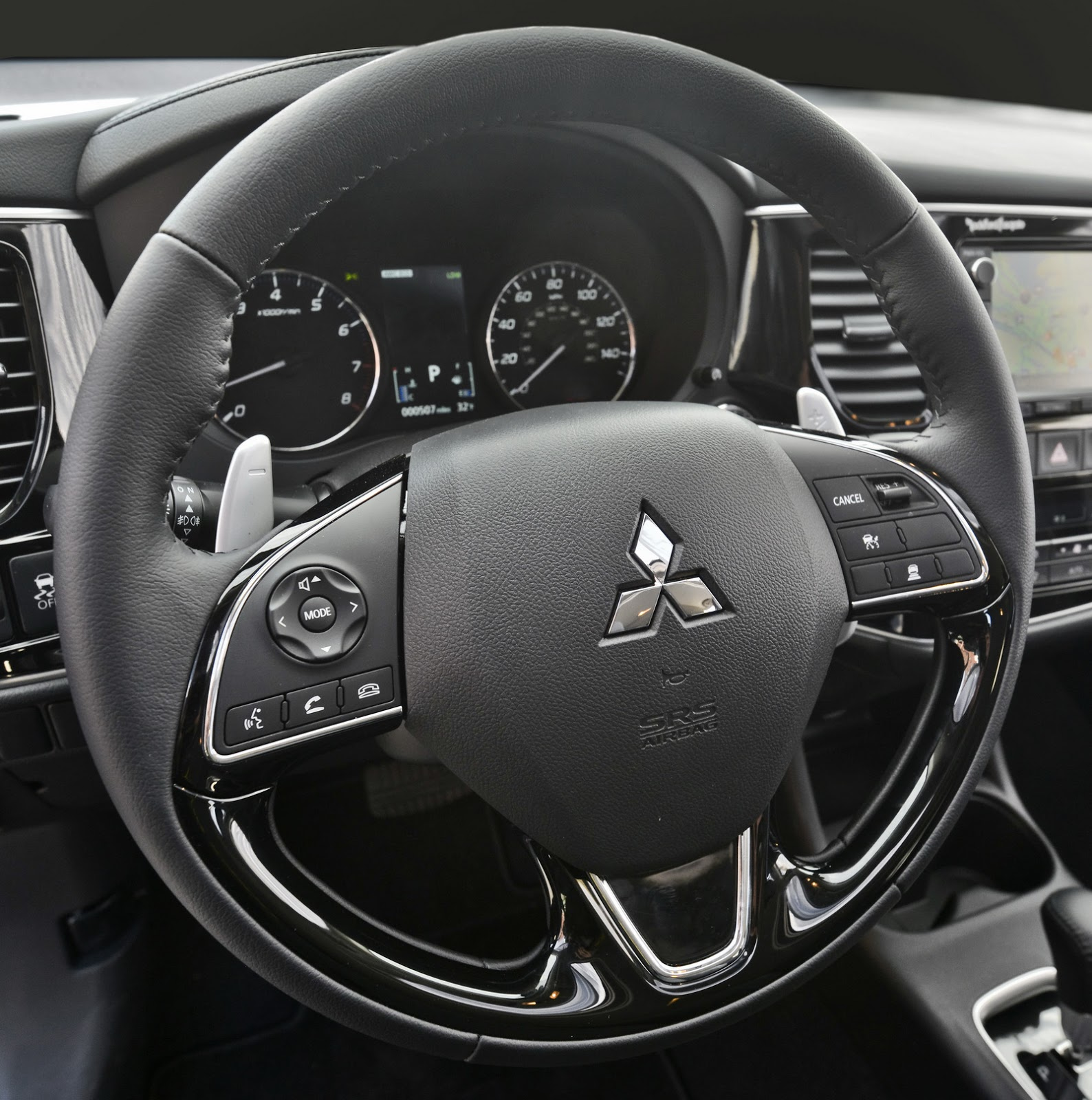 2016 Mitsubishi Outlander Features More of Everything - autoevolution