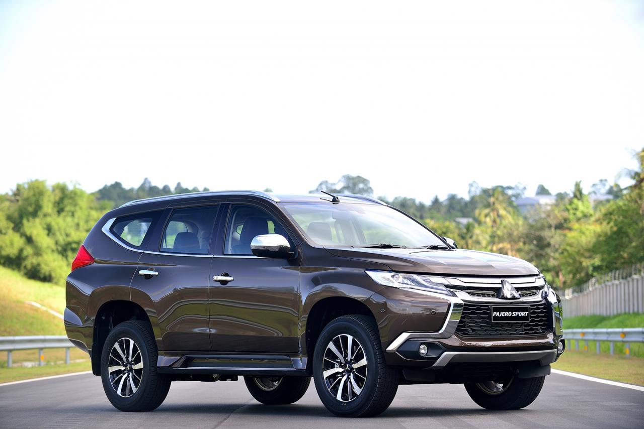 2016 Mitsubishi Montero Sport Review 2016