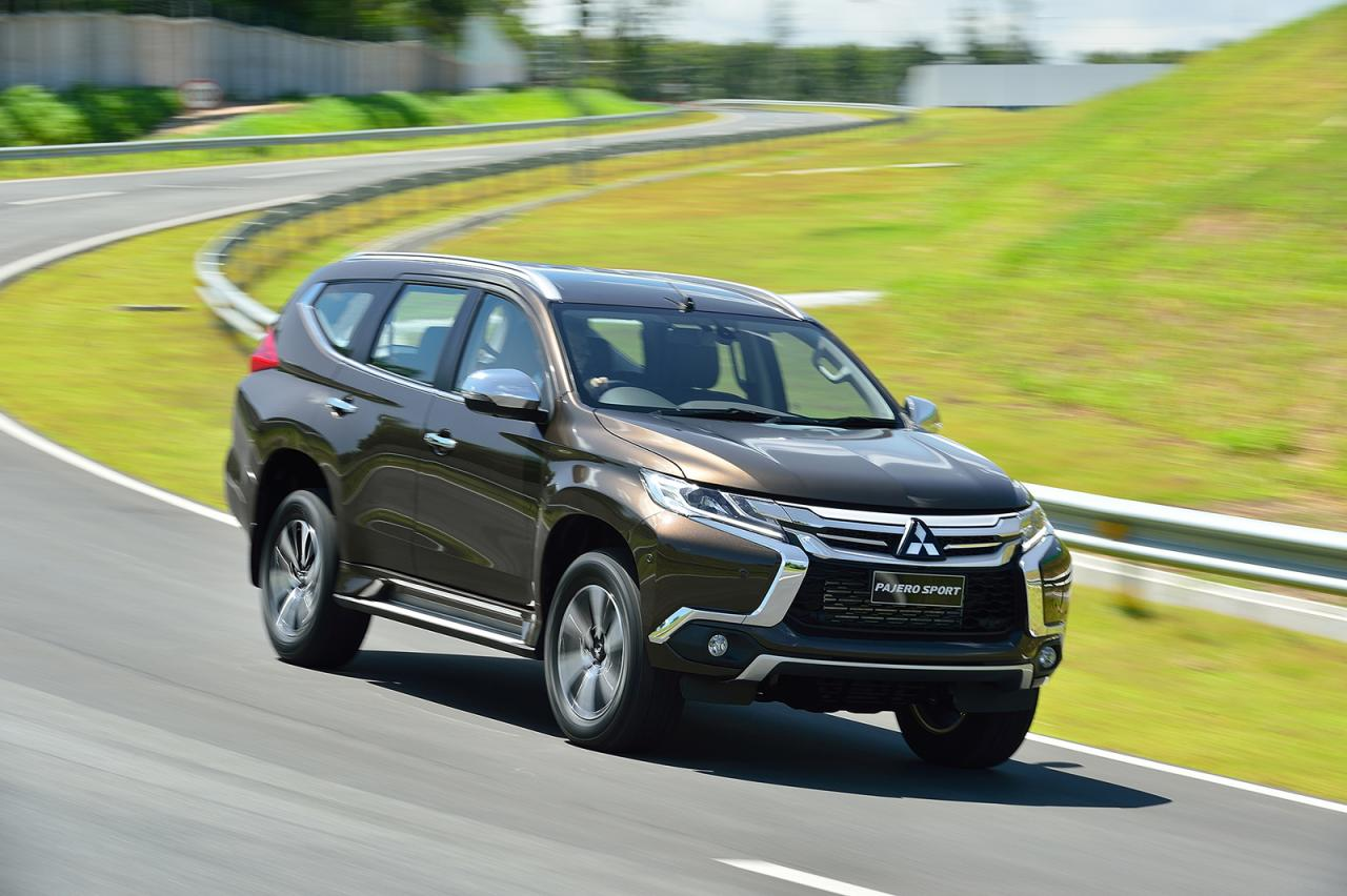 2016 Mitsubishi Pajero Sport Finally Breaks Cover, You Can ...