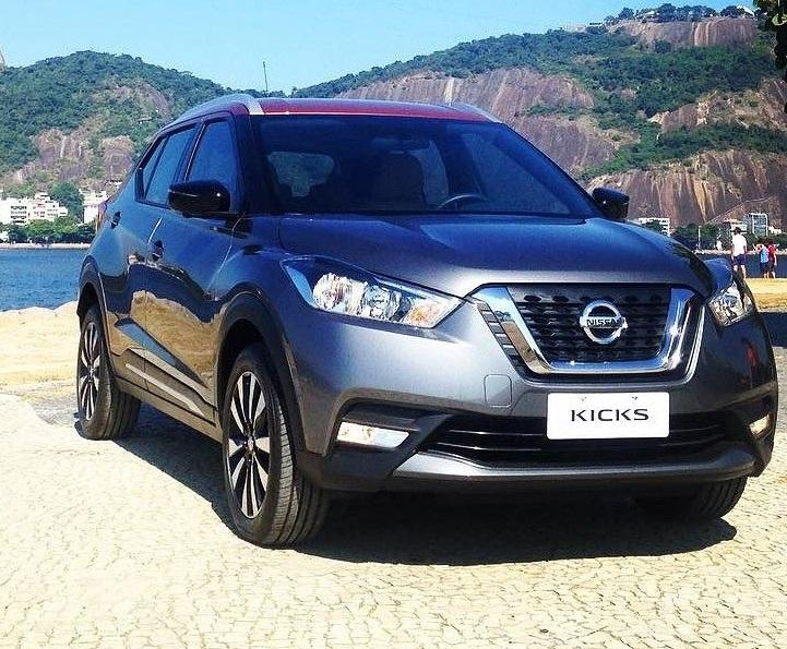 2016 nissan kicks goes official in brazil autoevolution. Black Bedroom Furniture Sets. Home Design Ideas