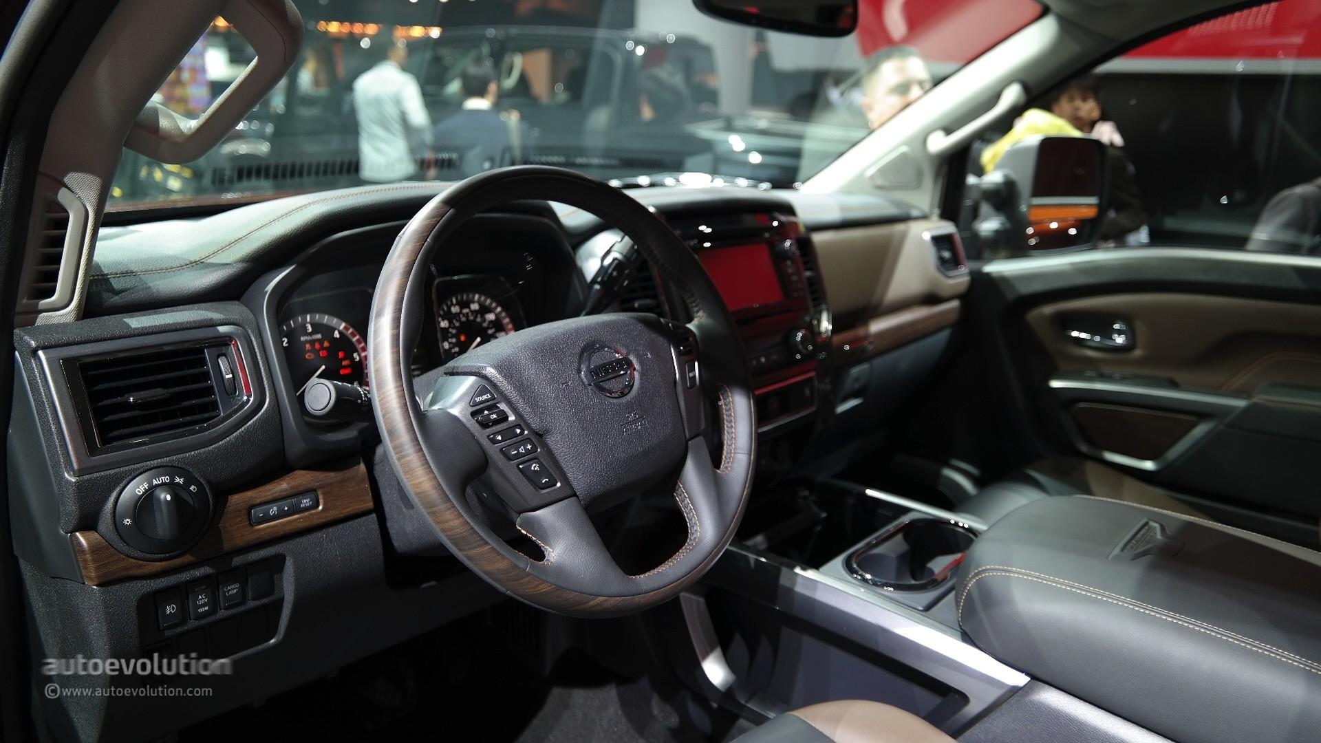 Image Result For Nissan Titansel