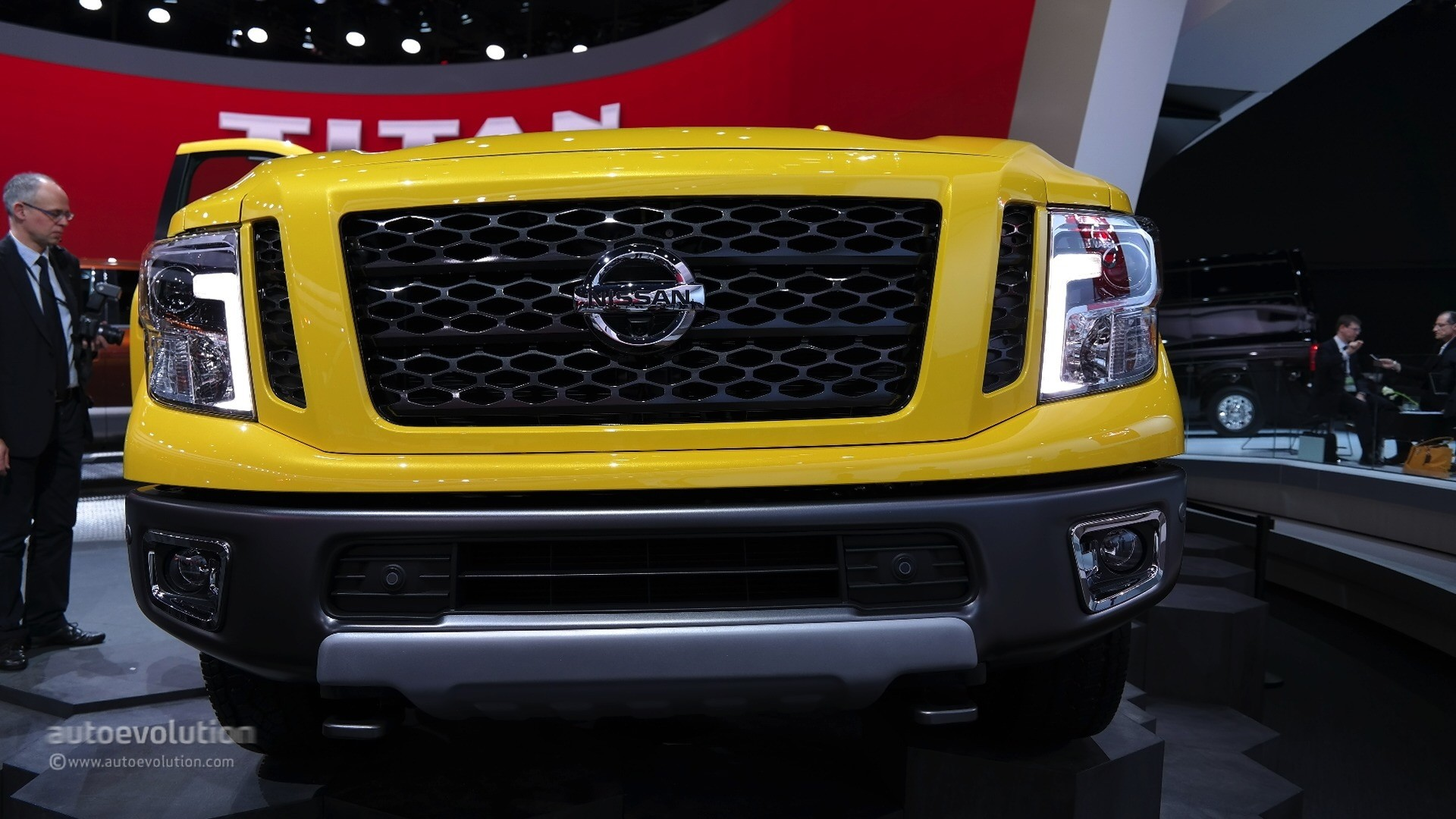 Wonderful 2016 Nissan Titan XD Brings Diesel Goodness Into Focus