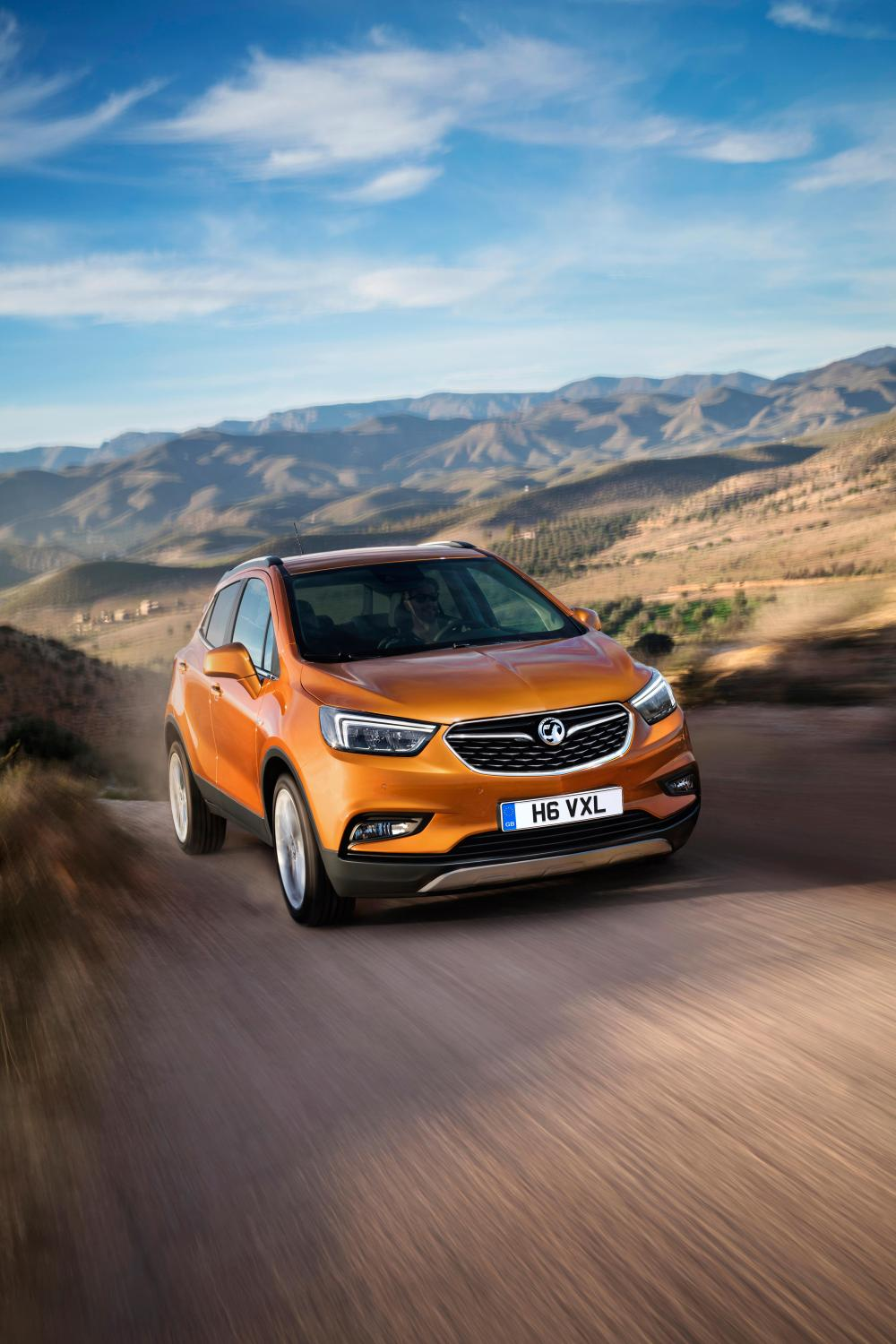 2016 opel mokka x slated to debut at geneva motor show autoevolution. Black Bedroom Furniture Sets. Home Design Ideas