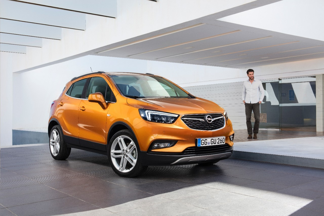 2016 opel mokka x slated to debut at geneva motor show. Black Bedroom Furniture Sets. Home Design Ideas