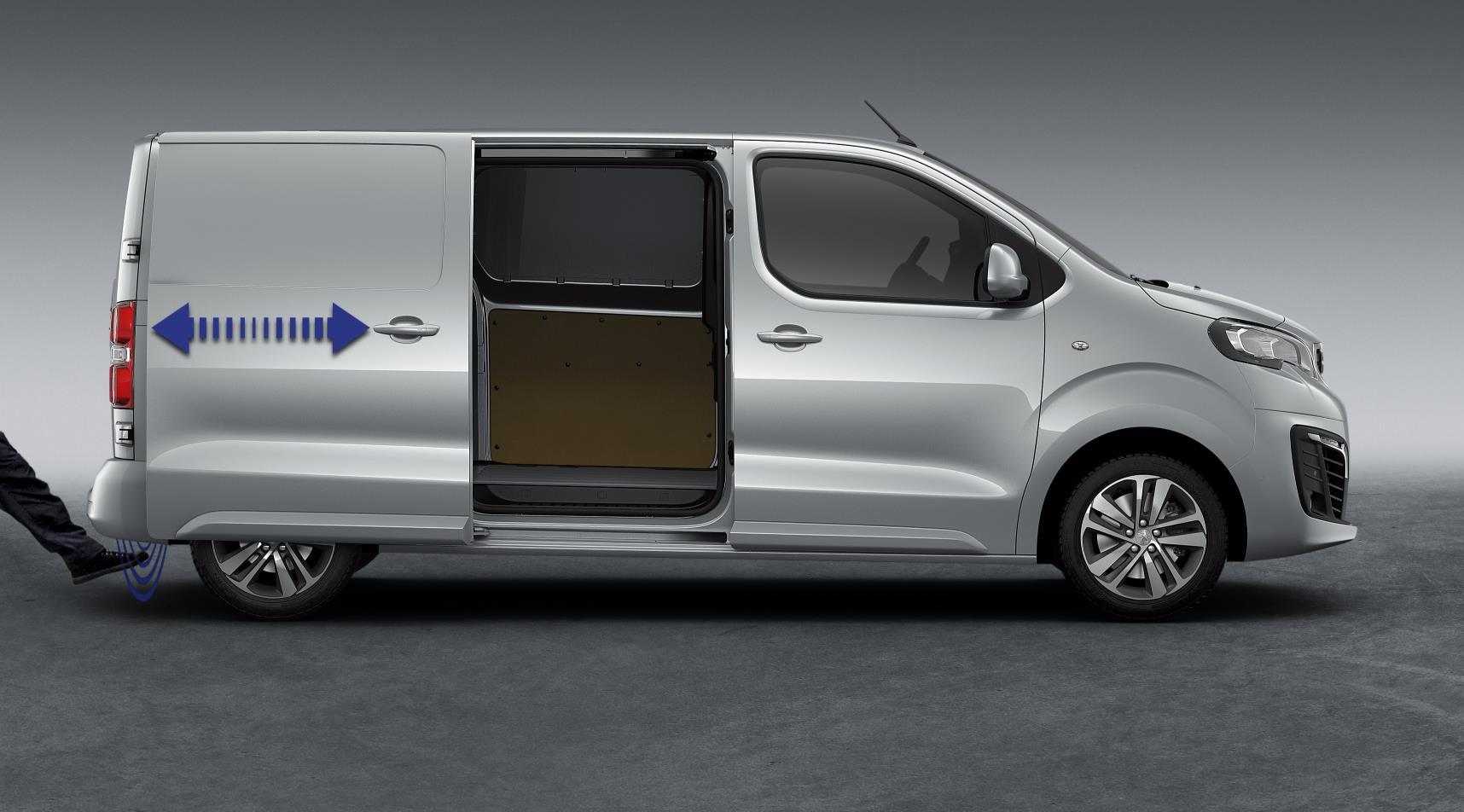 2016 peugeot expert promises class leading fuel economy. Black Bedroom Furniture Sets. Home Design Ideas