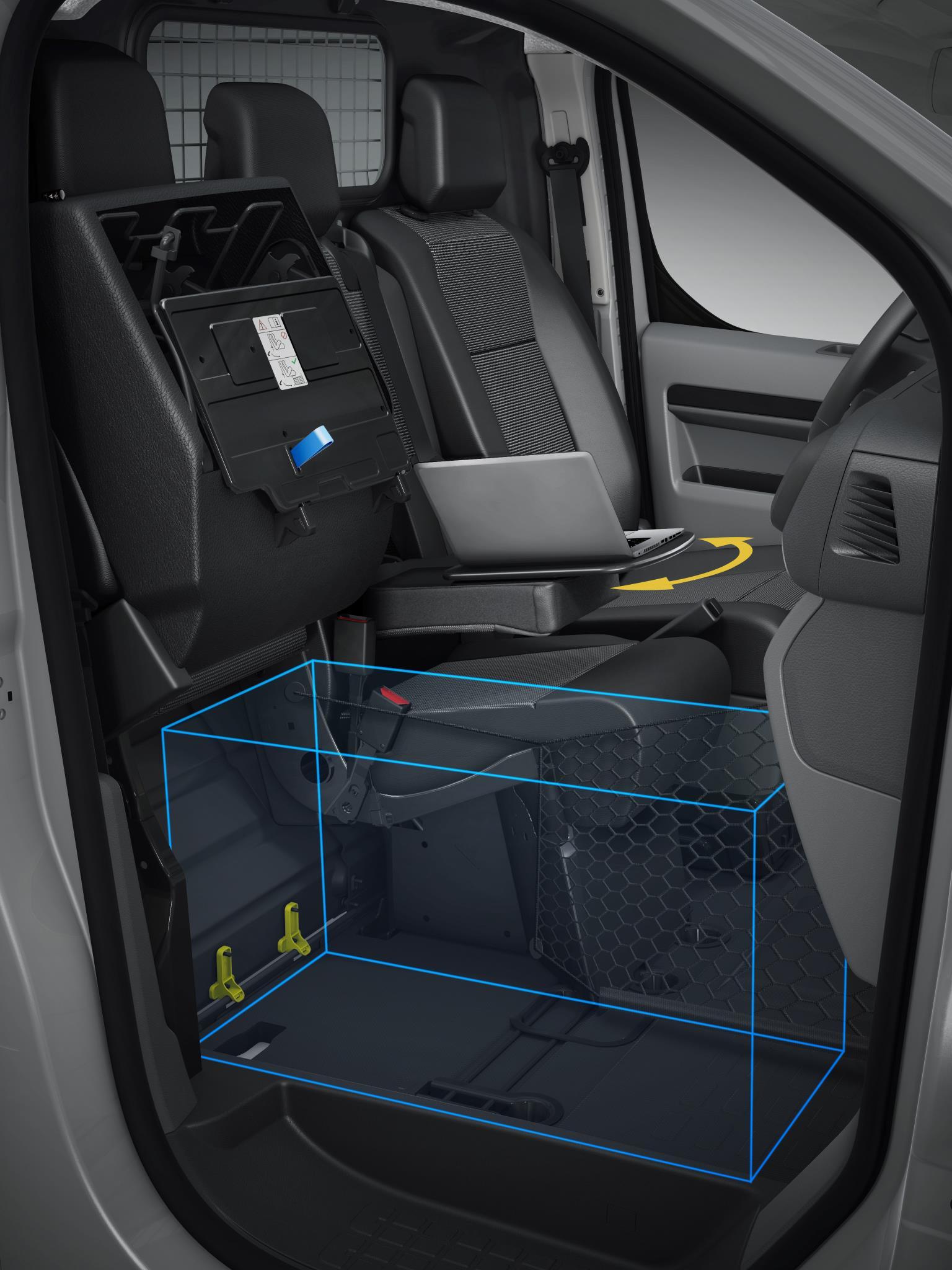2016 peugeot expert promises class leading fuel economy autoevolution. Black Bedroom Furniture Sets. Home Design Ideas