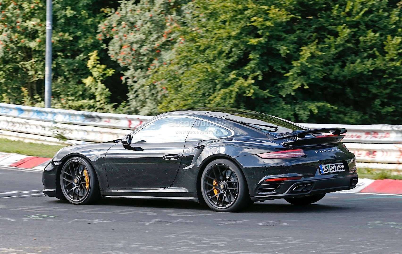 2016 porsche 911 facelift gt3 gts skip turbos carrera s gets 4 wheel. Black Bedroom Furniture Sets. Home Design Ideas