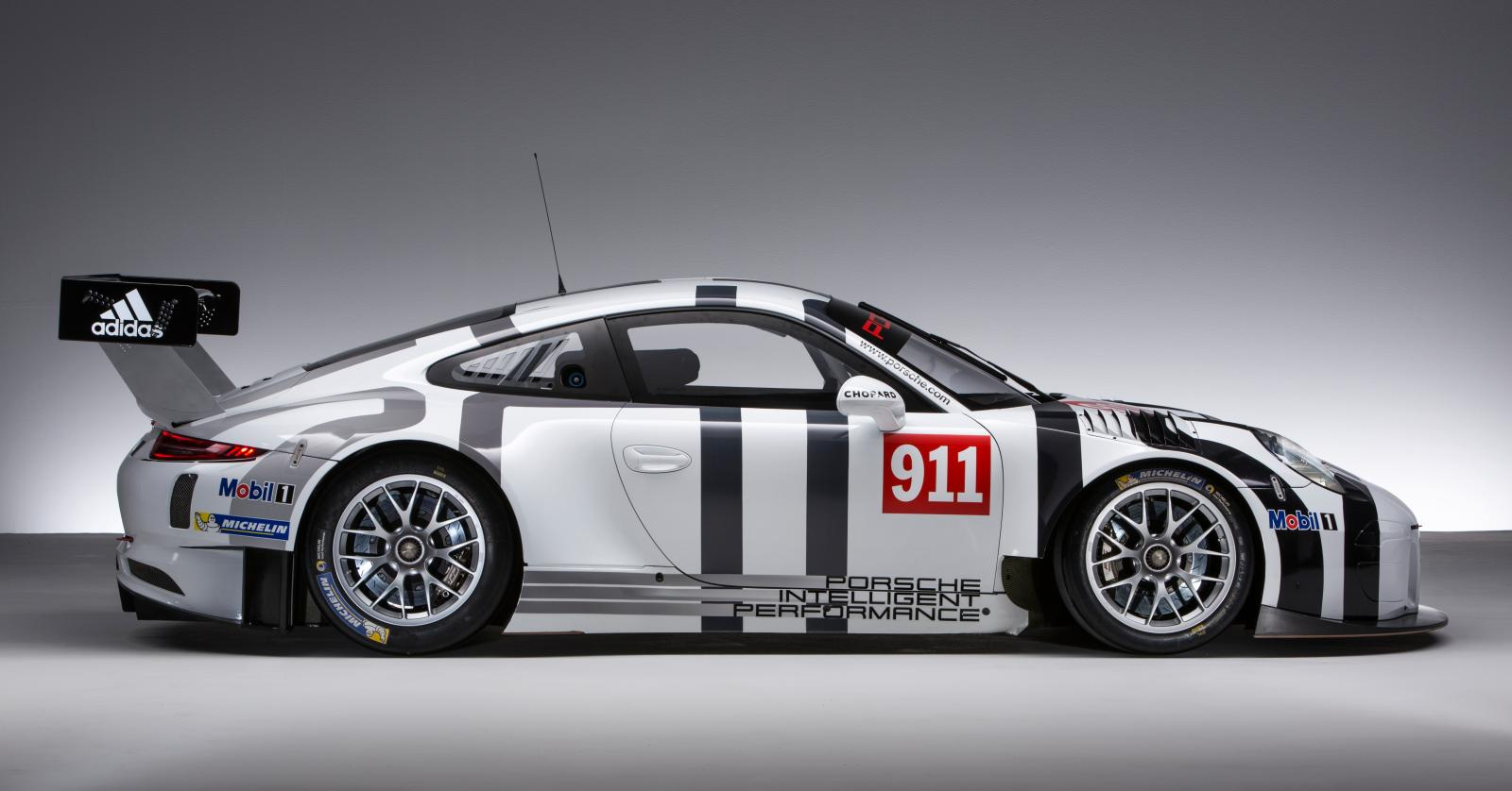 2016 Porsche 911 Gt3 R Is The Awesome Racing Version Of