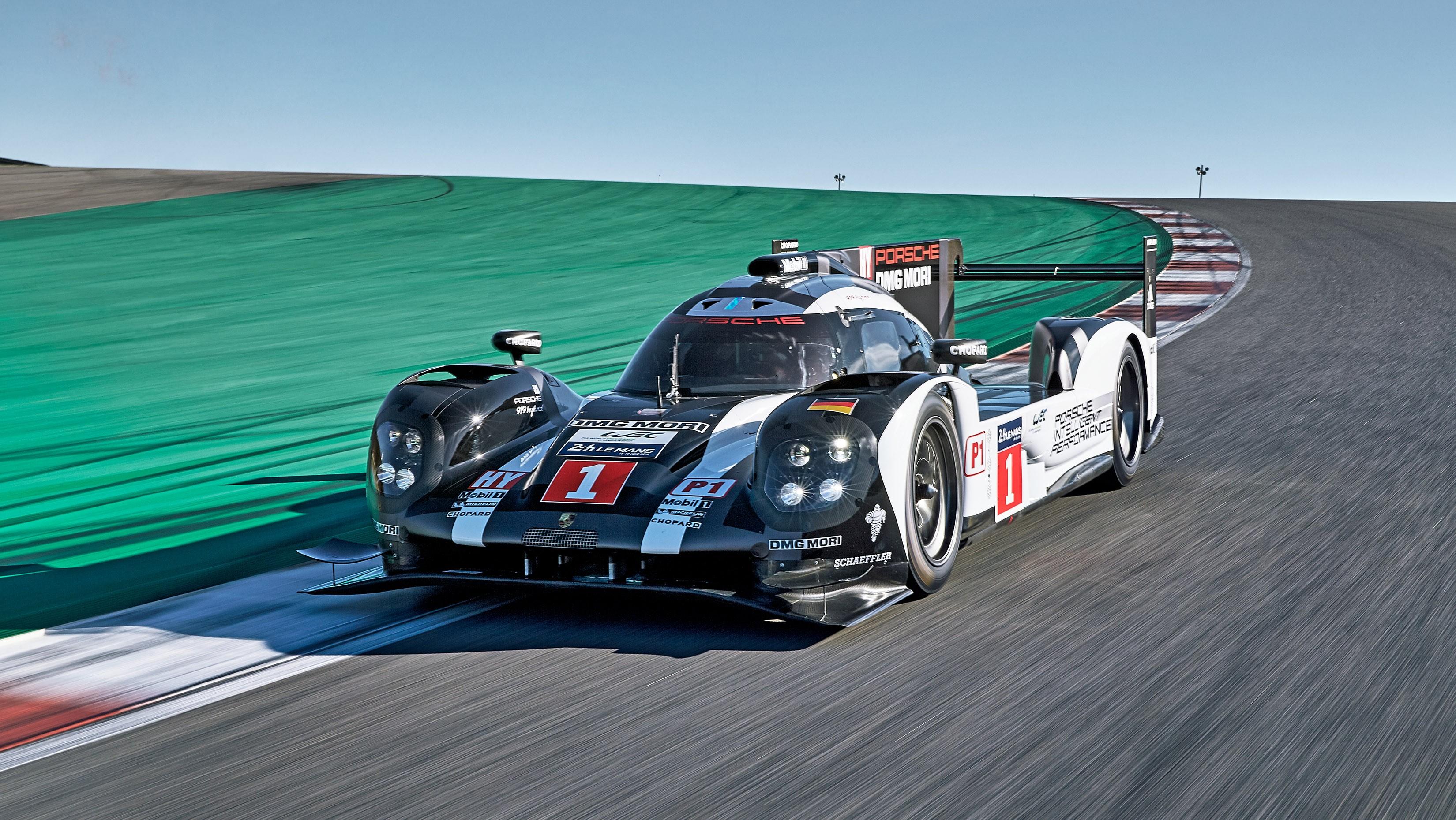 porsche 919 lmp1 hybrid race horsepower packs mans cars le prototype racer jalopnik autoevolution reveals based stef schrader speed