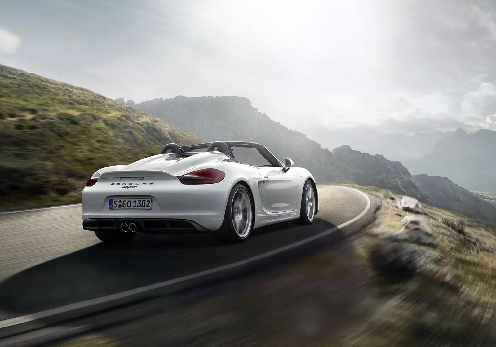 2016 porsche boxster spyder in detail roof demo. Black Bedroom Furniture Sets. Home Design Ideas