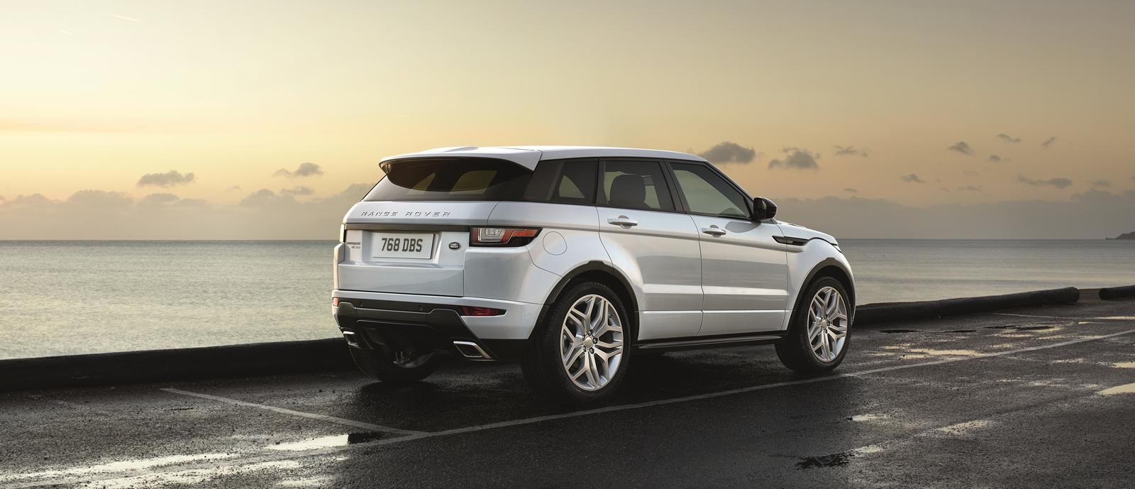2016 Range Rover Evoque Prices Start from £30,200 in the ...