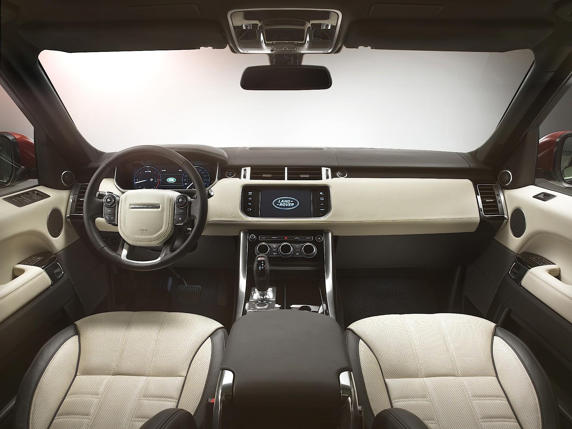 2016 Range Rover Sport Diesel to Cost $66,450 - Photo Gallery