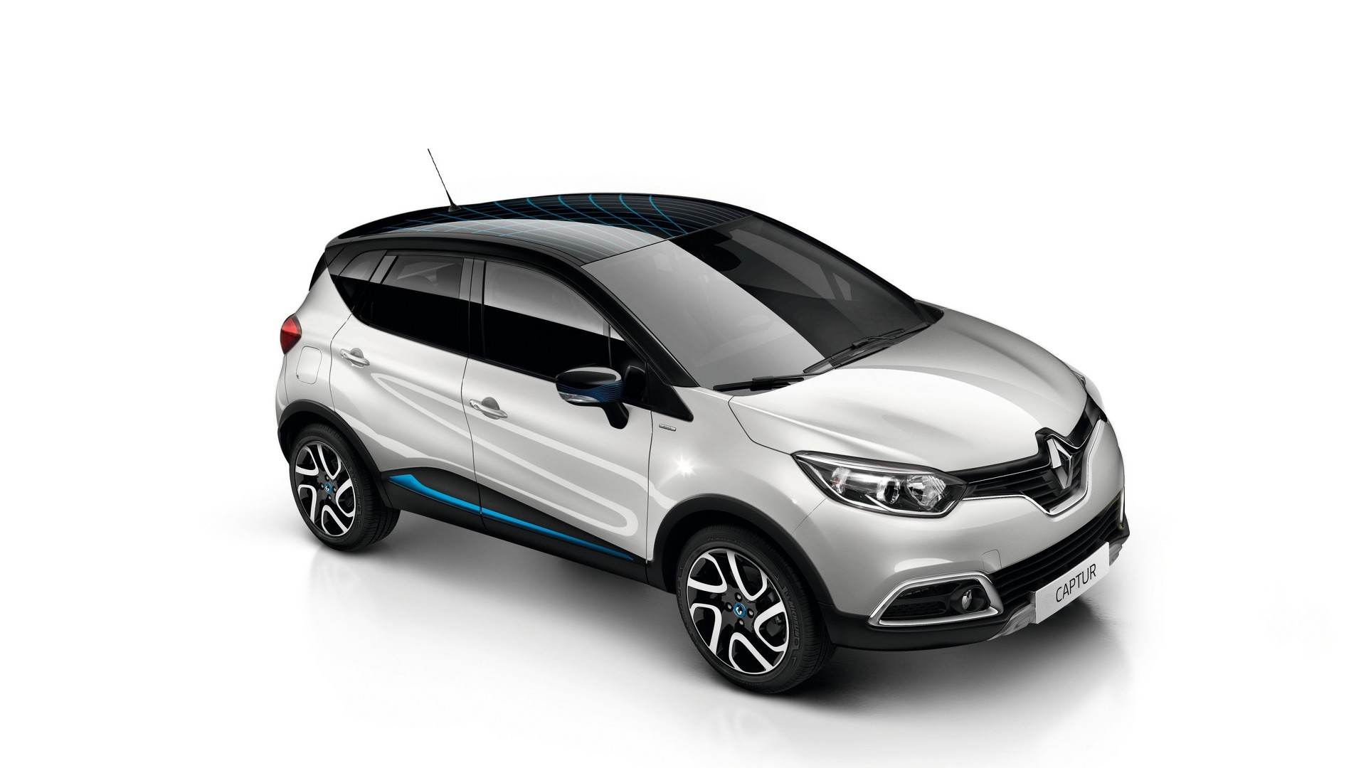 2016 renault captur gets tr s chic with wave special edition autoevolution. Black Bedroom Furniture Sets. Home Design Ideas