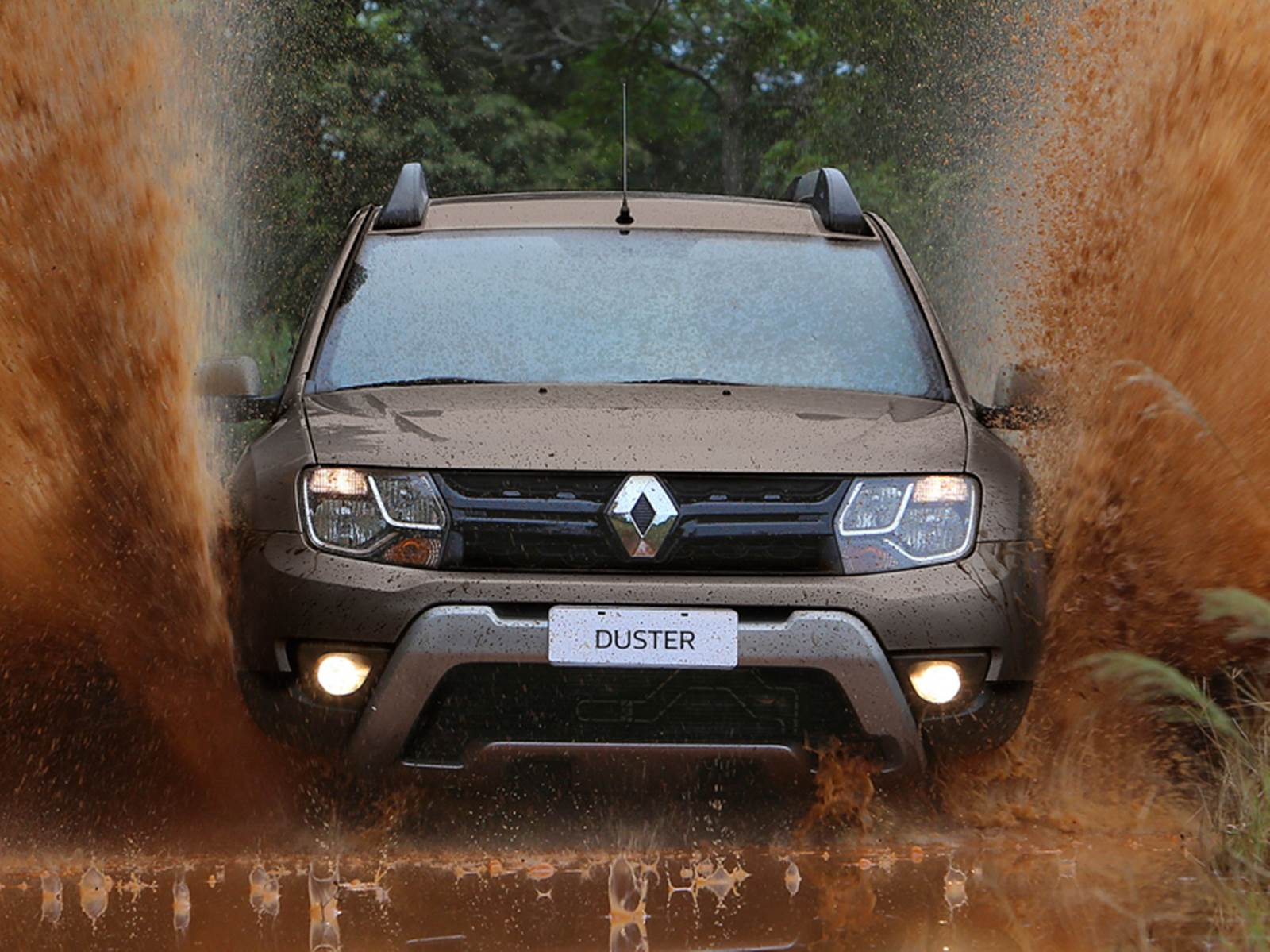 2016 Renault Duster - photo gallery